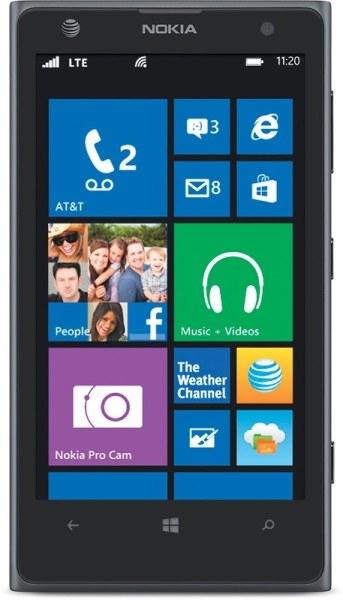 Nokia Lumia 1020 - czarna 2