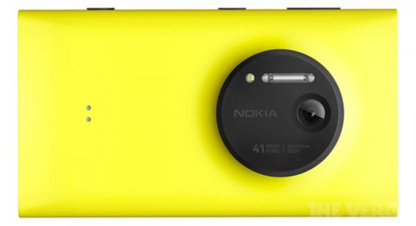 Nokia Lumia 1020 - tył