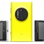 Nokia Lumia 1020 - tyl i przod