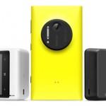 Nokia Lumia 1020 - z dodatkowym akumulatorem