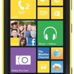 Nokia Lumia 1020 - zolta 2
