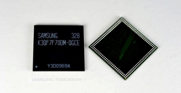 Samsung LPDDR3 RAM 3GB