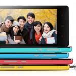 Xiaomi Hongmi - bok kolorowej oudowy