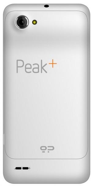 Geeksphone Peak+ - tył