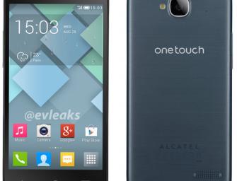 Alcatel One Touch Idol Mini w sklepach pod koniec roku