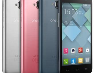 Alcatel One Touch Idol S oraz Idol Mini oficjalnie