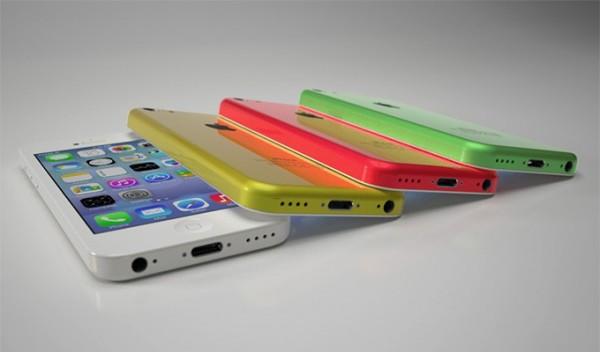 Apple iPhone 5C - kolory