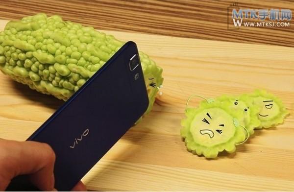 BBK Vivo X3 - krojenie warzyw