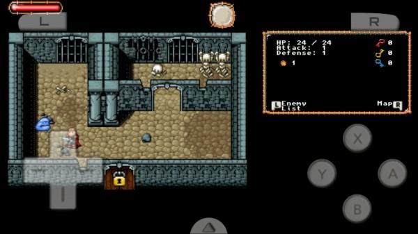 DraStic Nintendo DS - emulator 2