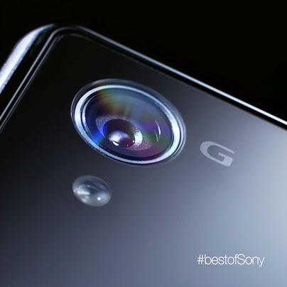 Sony Xperia Z1 - G-Lens