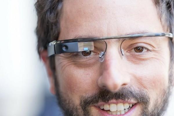 Google Glass - Brin