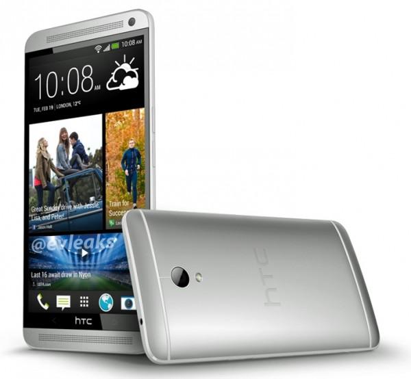 HTC One Max - zdjęcie prasowe