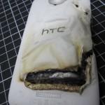 HTC One X - po eksplozji 4