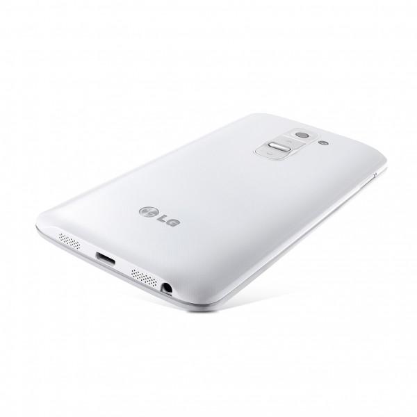 LG G2 - dól, biały