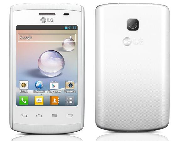 LG Optimus L1 II - biały