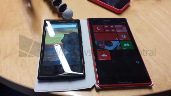 Nokia Lumia 1520 i Lumia 1020