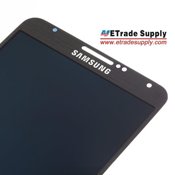 Samsung Galaxy Note III - przedni panel