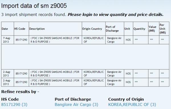 Samsung SM-Z9005 - Indonezja
