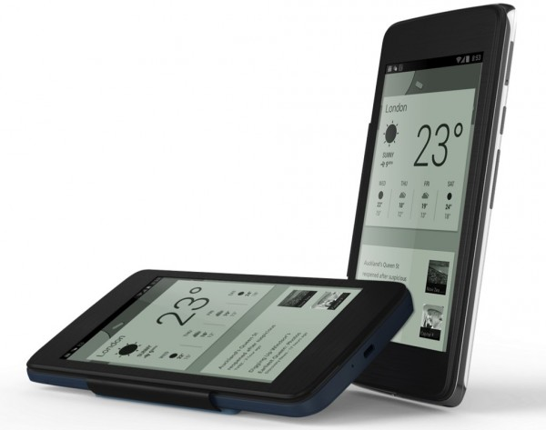 Alcatel One Touch Hero - E Ink