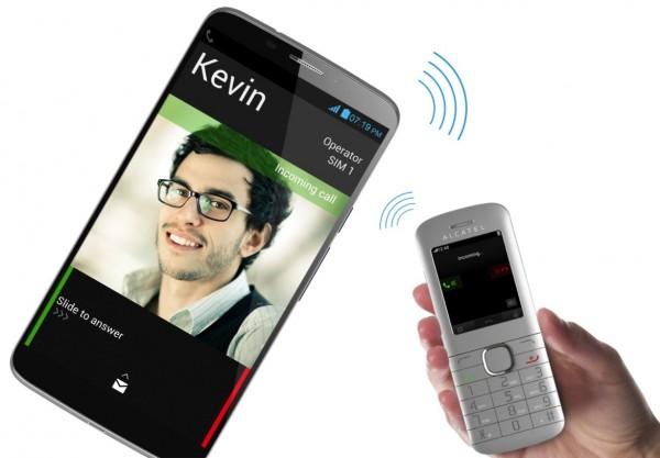 Alcatel One Touch Hero - telefon Bluetooth