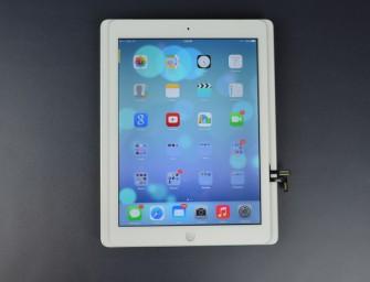 Apple iPad 5 na zdjęciach, design rodem z iPada mini