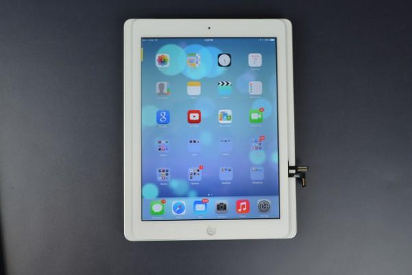 Apple iPad 5 - ekran