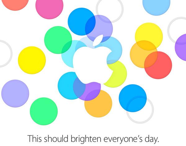 Apple - zaproszenie na 10 września