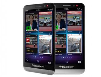 BlackBerry Z30 oficjalnie zaprezentowany
