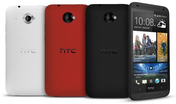 HTC Desire 601 - kolory