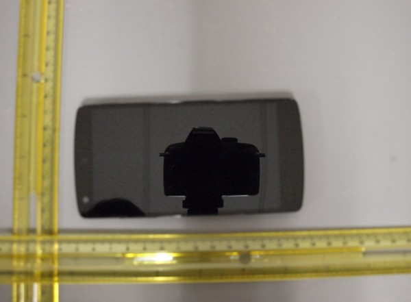 LG Nexus 5 - FCC, front
