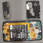 LG Nexus 5 - FCC, obudowa, bateria, zlaczka, anteny i wibracja