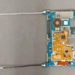 LG Nexus 5 - FCC, plyta glowna z elektronika