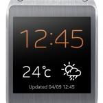 Samsung Galaxy Gear - bezowy