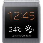 Samsung Galaxy Gear - czarny