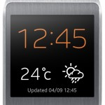 Samsung Galaxy Gear - szary