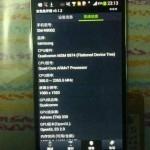 Samsung Galaxy Note 3 SM-9002 - wynik AnTuTu 3
