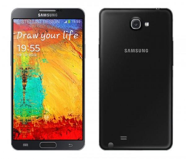 Samsung Galaxy Note III - nieoficjalny render