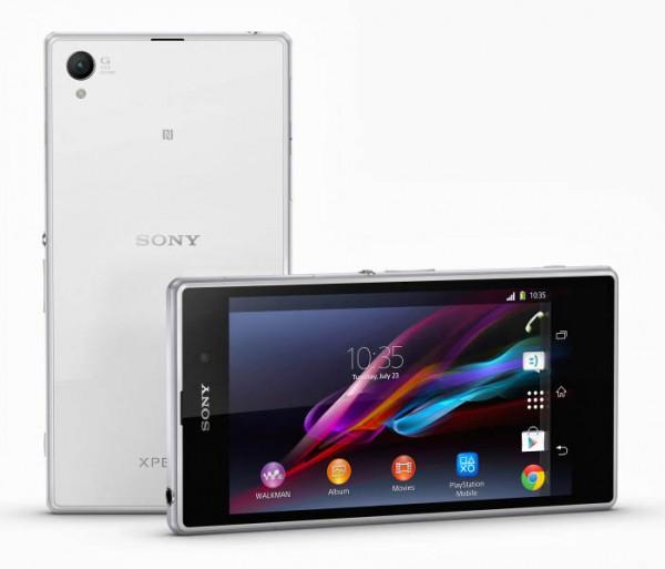 Sony Xperia Z1 - biała