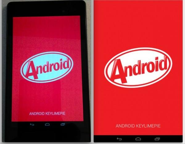 Android 4.4 KitKat (KeyLimePie)