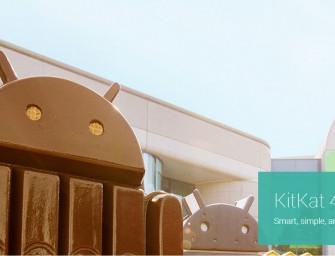 Xperia Z, ZL, ZR oraz Tablet Z – dostają Android 4.4 KitKat