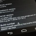 Android 4.4 KitKat - wersja OS