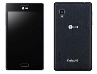 LG Fireweb – pierwszy smartfon tego producenta z systemem Firefox OS