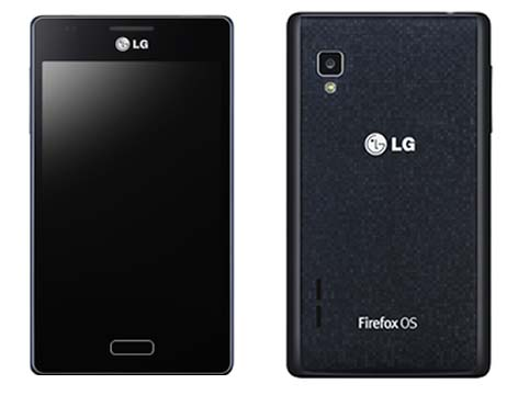 LG Fireweb - LG D300