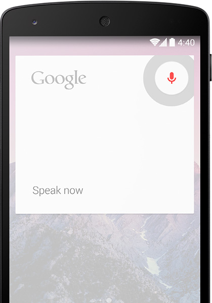 LG Google Nexus 5 - voice
