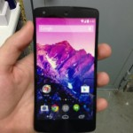 LG Nexus 5 - ekran glowny