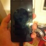 LG Nexus 5 - front wylaczony
