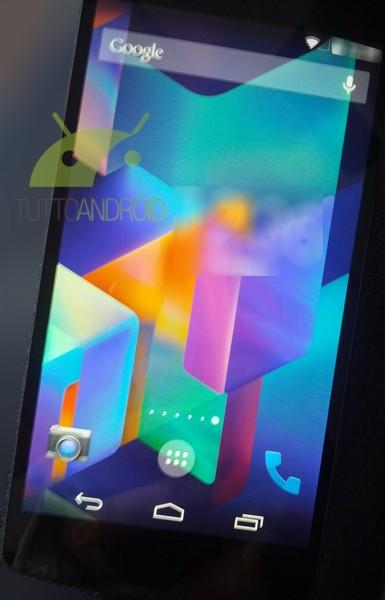 LG Nexus 5 i Android 4.4 KitKat
