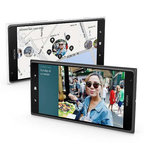Nokia Lumia 1520 - zdjecia na HERE