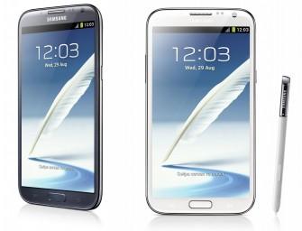 Testowy Android 4.3 dla Galaxy Note II już jest