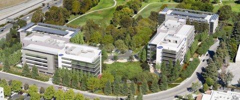 Samsung - centrum R&D w Dolinie Krzemowej